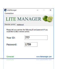 LiteManager - unattended remote access software and support